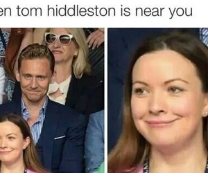 funny and tom hiddleston image