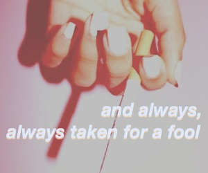 cigarette and fool image