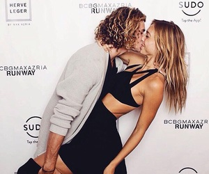 couple, alexis ren, and love image