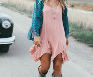 bohemian, gypsy, and boho chic image