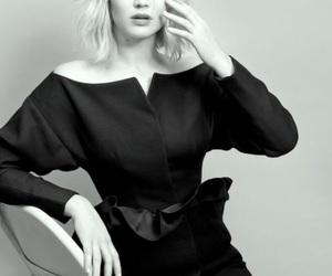 Jennifer Lawrence, blonde, and actress image