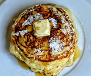 breakfast, butter, and food image