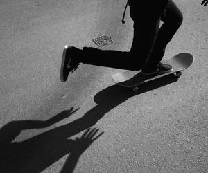 skate, alternative, and nike image