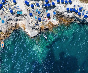 aerial, holiday, and italy image