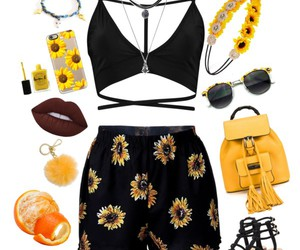 coachella, fun, and outfit image