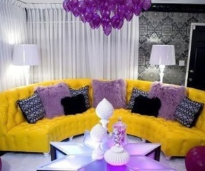 cool, home, and purple image