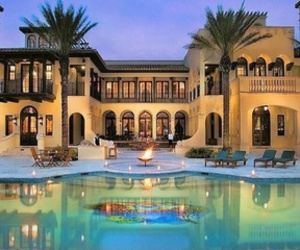 house, goals, and luxury image