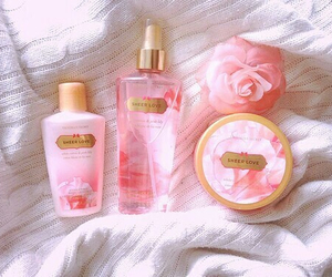 pink, Victoria's Secret, and beauty image