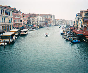nature, venice, and beach image