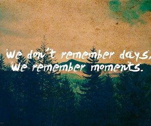 moments and remember image