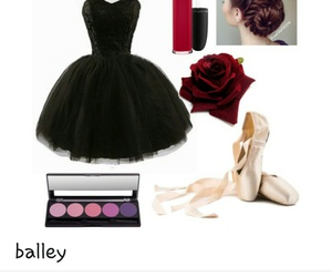 balley, Polyvore, and follow me♡ image