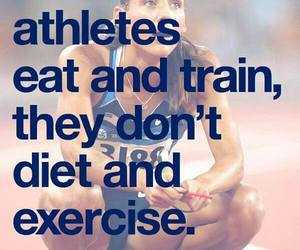 fitness, athlete, and motivation image