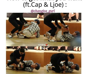 cap, teen top, and l.joe image
