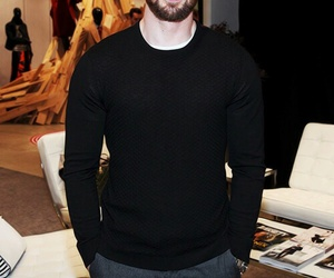 chris evans, sexy, and perfect image