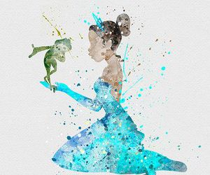 disney, tiana, and art image