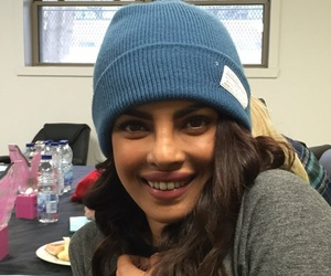 fbi, priyanka chopra, and hat image