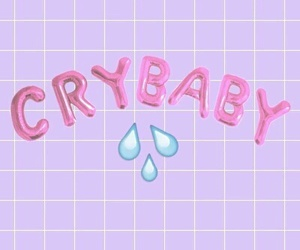 cry baby, crybaby, and melanie martinez image