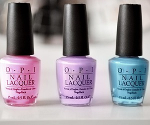 colors, puple, and opi image