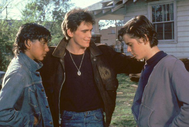 Ponyboy Curtis, outsiders, and the outsiders image