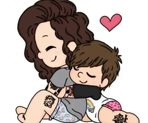 larry, larry stylinson, and louis image