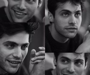 matthew daddario, alec lightwood, and shadowhunters image
