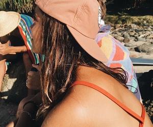 bikini, goals, and hair image