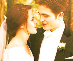 twilight, couple, and edward cullen image