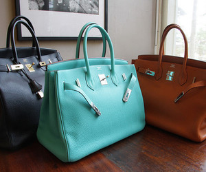 bag, hermes, and Birkin image