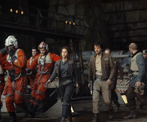 rebel, star wars, and the rogue one image