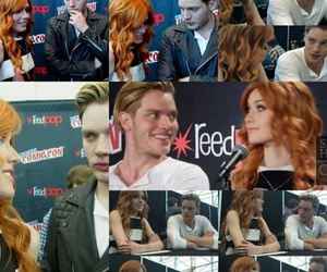 goals, dominic sherwood, and shadowhunters image