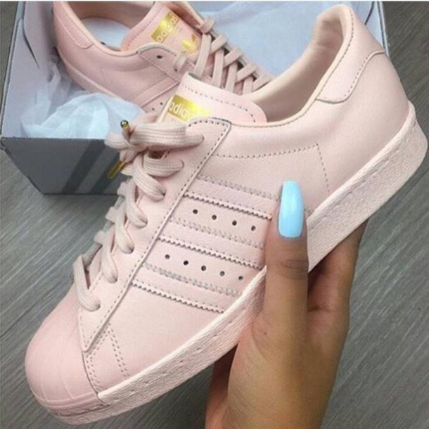 5fa9310760 adidas superstars <3 uploaded by ~ blurry ~ on We Heart It