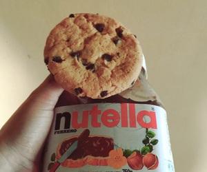 nutella and nuttela image