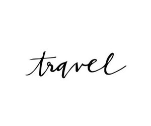 quote, travel, and fashion image