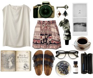 casual, hipster, and look image