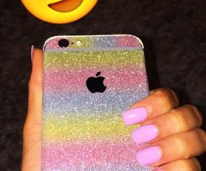 nails, snapchat, and phonecase image