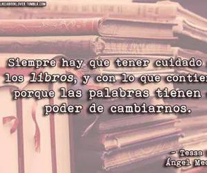 books, tessa, and frases image