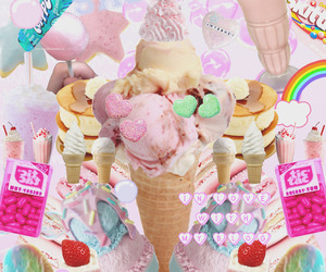wallpaper, sweets, and tumblr image
