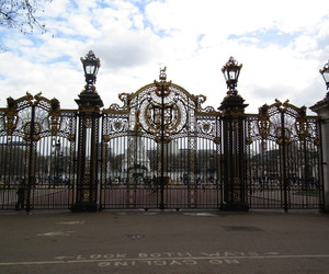 britain, Hyde Park, and gate image