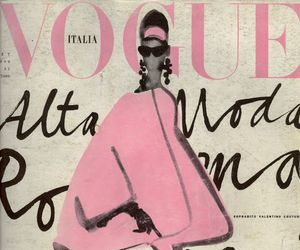 vogue, fashion, and italia image