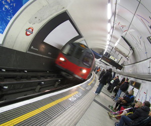 london, train, and transport image