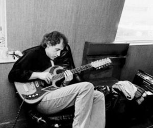 rock n' roll, dire straits, and mark knopfler image