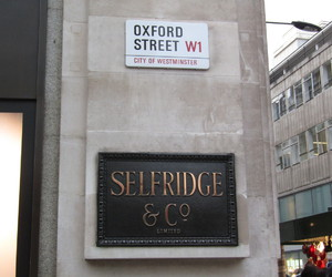 london, Oxford street, and shop image