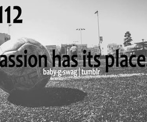 soccer, passion, and football image