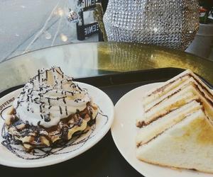 coffee shop, delicious, and nutella image