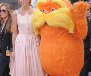 Taylor Swift and the lorax image