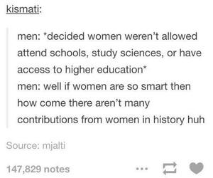 accurate, feminism, and men image