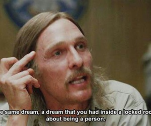 Dream and true detective image