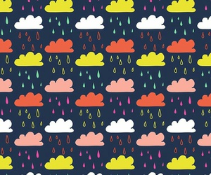 clouds, wallpaper, and cute image