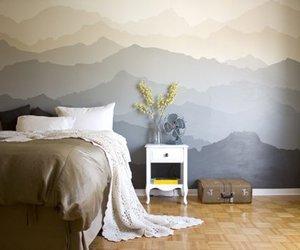 diy, interior, and mountain image