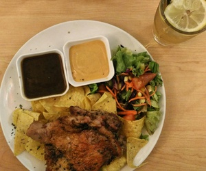 Chicken, food, and food porn image